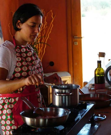 Cooking class - Wine & Olive oil tasting in Laconia